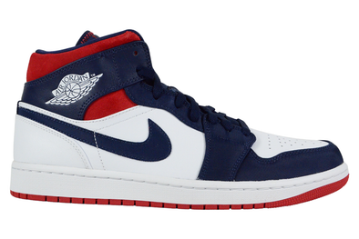 "NIKE AIR JORDAN 1 MID SE ""USA"""