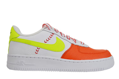 "Air Force 1 Lv8 Sprb GS ""Team Orange"""