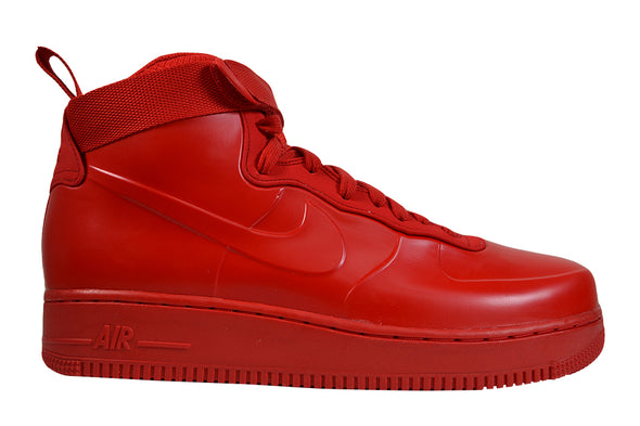 "NIKE AIR FORCE 1 FOAMPOSITE CUP NA ""University Red"""