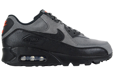 "NIKE AIR MAX 90 ESSENTIAL ""BLACK / DARK GREY / COSMIC CLAY"""