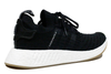 "Adidas NMD_R2 PK ""Black Gum Bottom"""