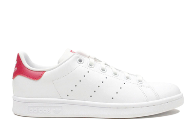 "Adidas Stan Smith ""White/Pink"" (GS)"