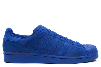 "ADIDAS SUPERSTAR RT ""Blue Suede"""