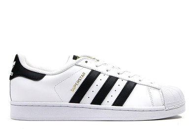 "Adidas Superstar ""White/Black"" Low"