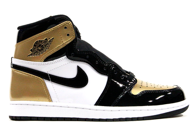 "Air Jordan 1 Retro High NRG ""Gold Toe"""