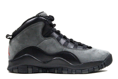 "Air Jordan 10 Retro ""Shadow"" GS"