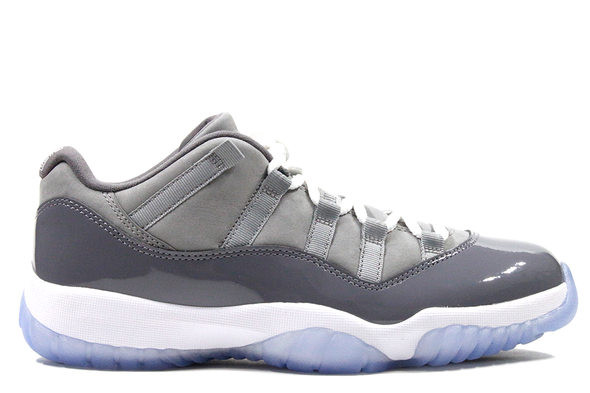 "Air Jordan 11 Retro ""Cool Grey"" Low"
