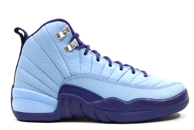 "Air Jordan 12 Retro ""Purple Duck"" (GS)"