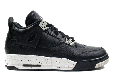 "Nike Air  Jordan 4 Retro (GS) ""Oreo"""