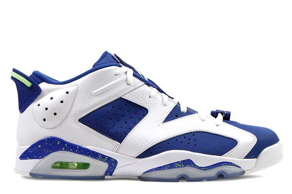 "Air Jordan 6 Retro ""Green Insgn Blue"""