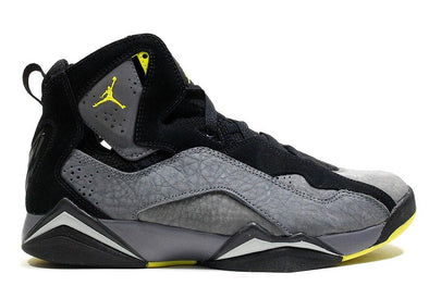 "Air Jordan True Flight ""Black/Elctrum"""