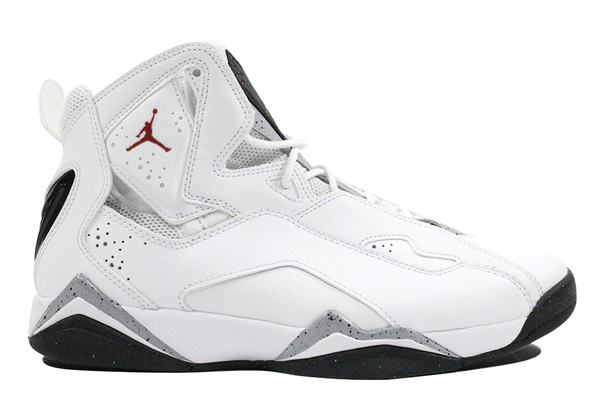 "Air Jordan True Flight ""White Cement"""