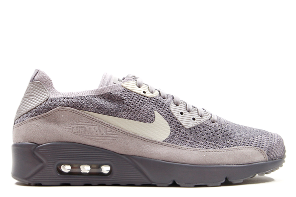 "Air Max 90 Ultra 2.0 Flyknit ""Atmosphere Grey/ Light Bone"""