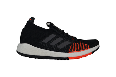 "ADIDAS PULSEBOOST HD ""Core Black/Solar Red"""