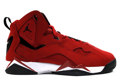 "Air Jordan True Flight ""Gym Red"" (GS)"
