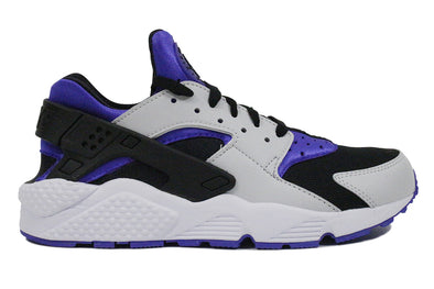 "Nike Air Huarache ""Black/Grey/Violet"""