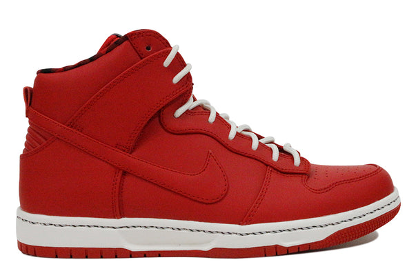 "Nike  Dunk Ultra ""Red Synthetic Leather"""