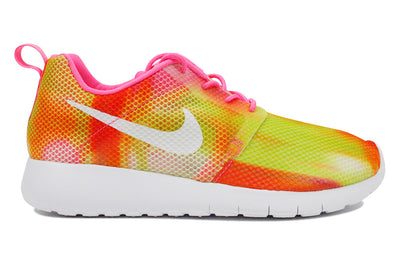 "Nike Roshe run Weight """"Pink Pow/White"""