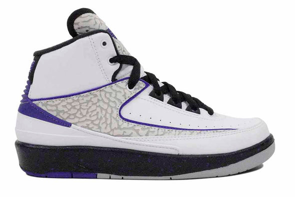 "NIKE AIR JORDAN 2 RETRO (GS) ""Concord"
