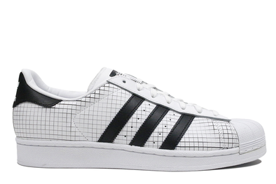 "Adidas Superstar ""White"""