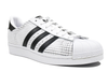 "ADIDAS SUPERSTAR ""Cloud White/Core Black"""