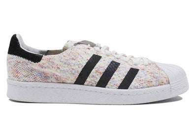 "Adidas Superstar 80's PK ""White/Black"""