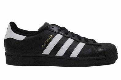 "Adidas Superstar Women's ""Black/White/Gold"""