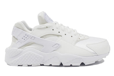 "Nike Air Huarache Womans ""White/White"""