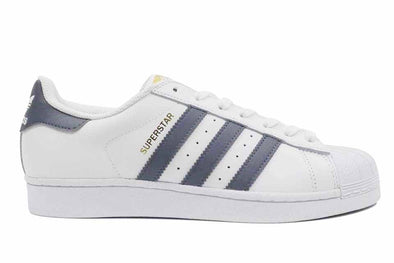 "Adidas Super Star Foundation ""White/Onix Gold"""