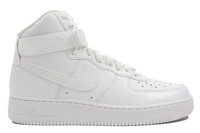 "Nike Air Force 1 High 07 ""White/White"""
