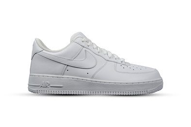 "NIKE AIR FORCE 1 (GS) ""White"""