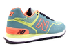 "New Balance Classic ""Lime Green/Peach"""