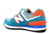 "New Balance Classic ""Light Green/Orange"""