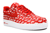 "Nike Air Force 1 07 QS ""University Red"""