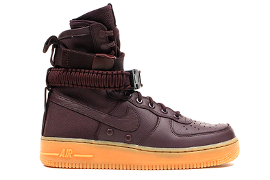 "Nike Air Force 1 SF ""Deep Burgundy"""