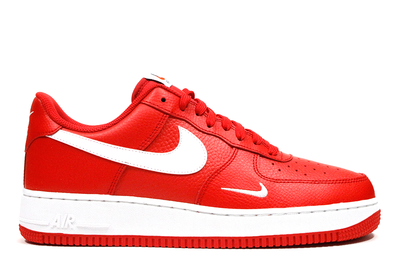 "Nike Air Force 1 ""University Red"""