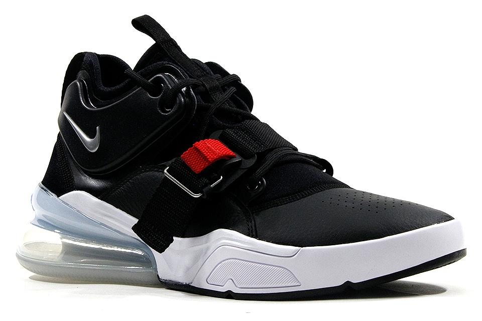 4caf3adf86d ... uk silver shoes nike air force 270 nike air force 270 black red