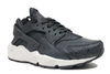 "Nike Air Huarache Run Wmns PRM ""Black Black Light Bone"""