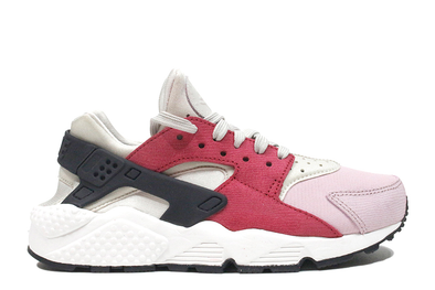 "Nike Air Huarache Run Wmns PRM ""Light Bone Black"""