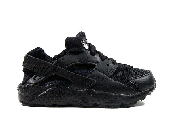 "Nike Air Huarache Run ""Black/Black"" PS"