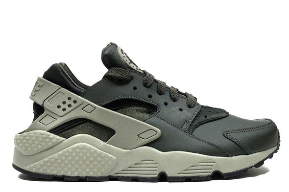 "Nike Air Huarache Run ""Sequoia/Dark Stucco"""