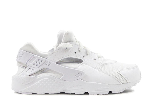 "Nike Air Huarache Run ""White/White"" PS"