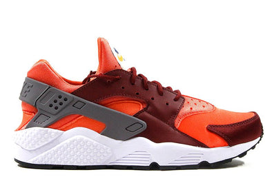 "Nike Air Huarache ""Gunsmoke/Team Red"""