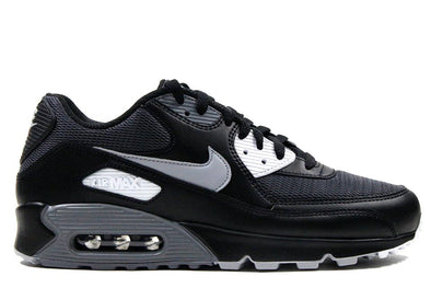 "Nike Air Max 90 Essential ""Black/Wolf Grey"""