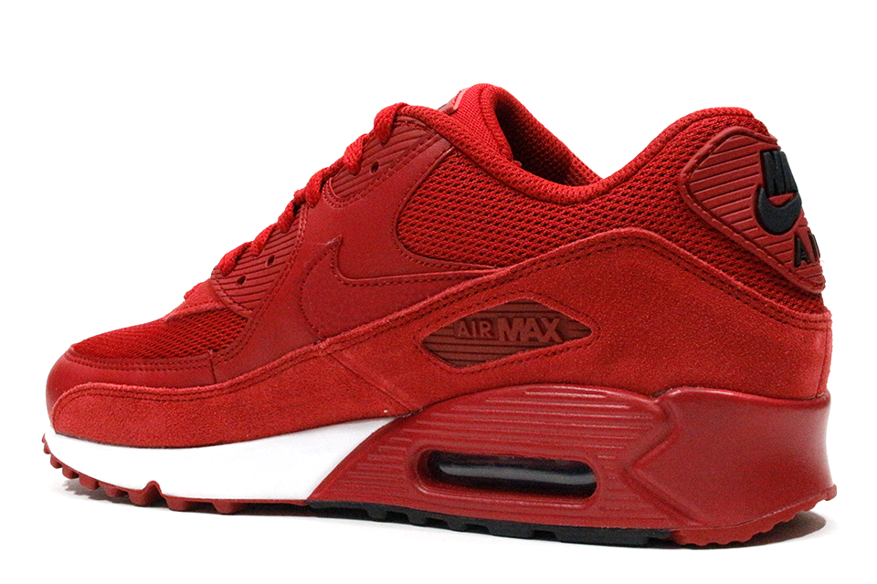 60c45df446 ... cheapest nike air max 90 essential gym red cb75d b5aa4