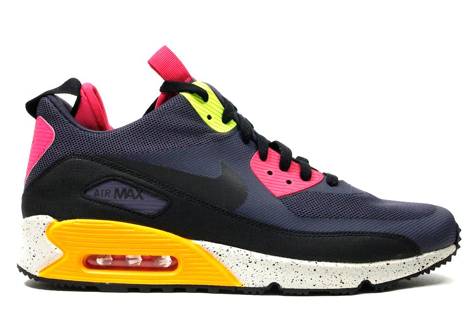 Air Max 90 Black Pink Grey  3723b2156b