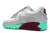 "NIKE AIR MAX 90 (WMNS) ""Dusty Grey/Green Glow/Raspberry"""