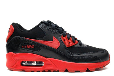 "Nike Air Max 90 ""Black/Gym Red"" (GS)"