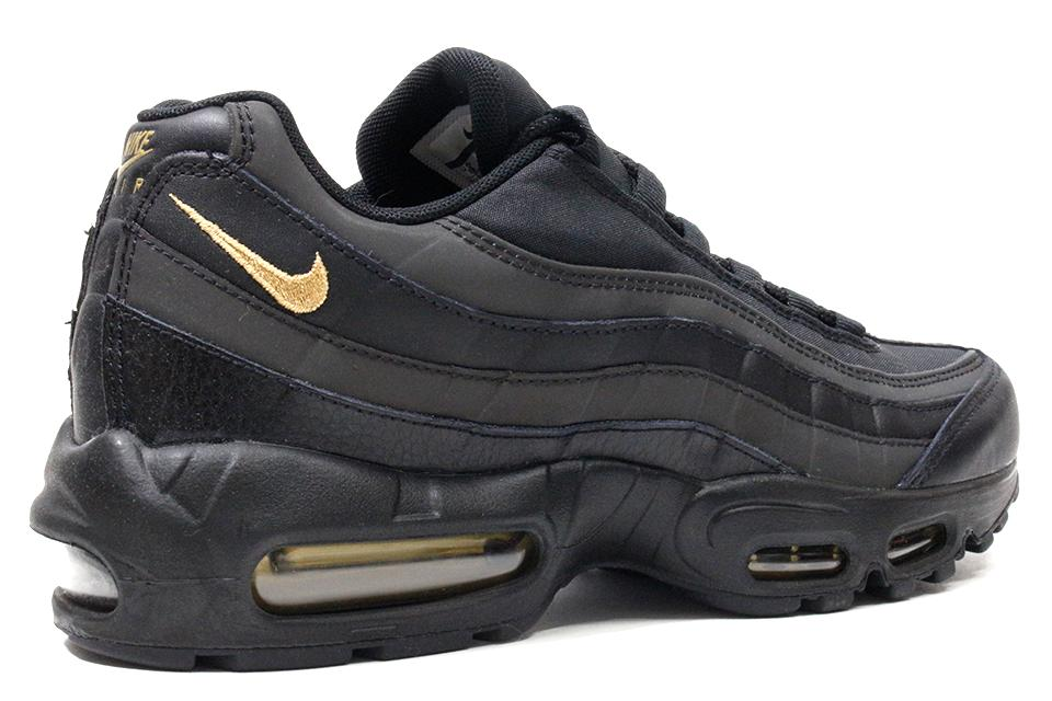 Nike Air Max 95 in lightgrey gold hellgrau gold Foto