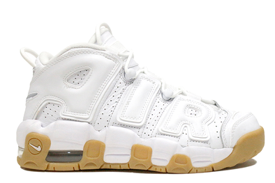 "Nike Air More Uptempo ""White Gum Bottom"" (GS)"